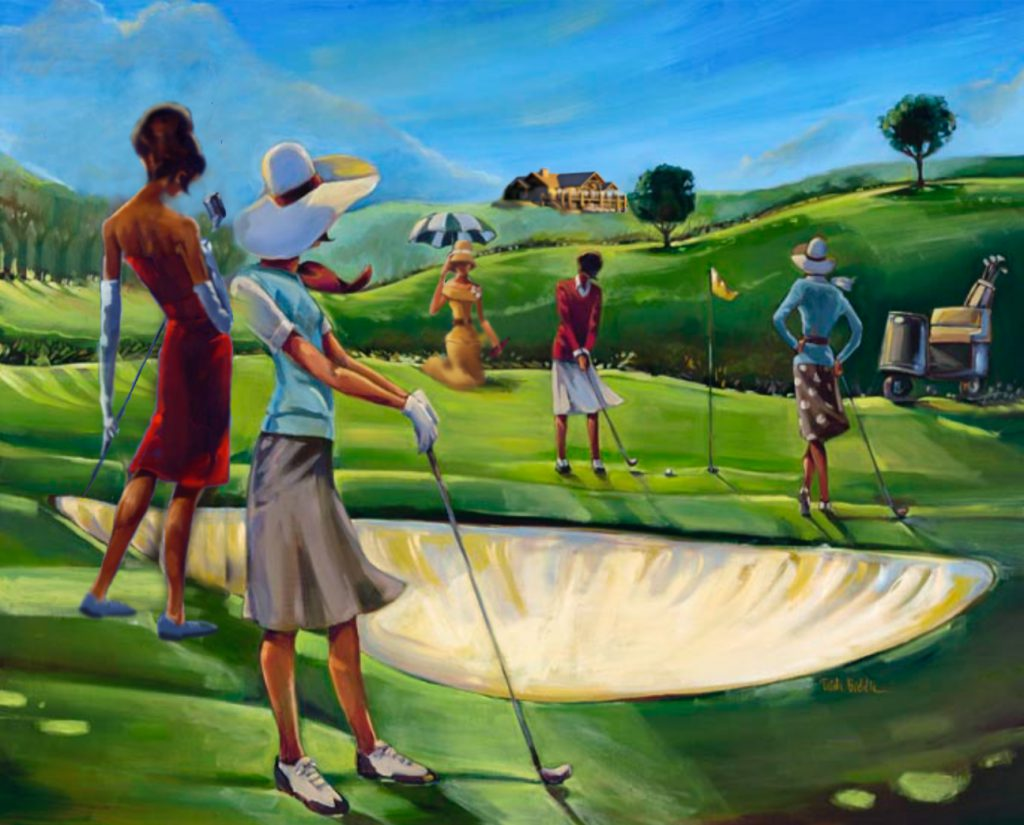Ladies Night Out at Eaglerock Golf Course