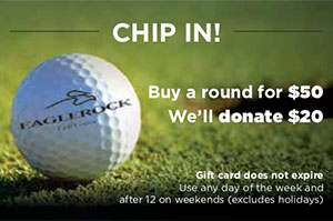 Image of Round of Golf Gift Card